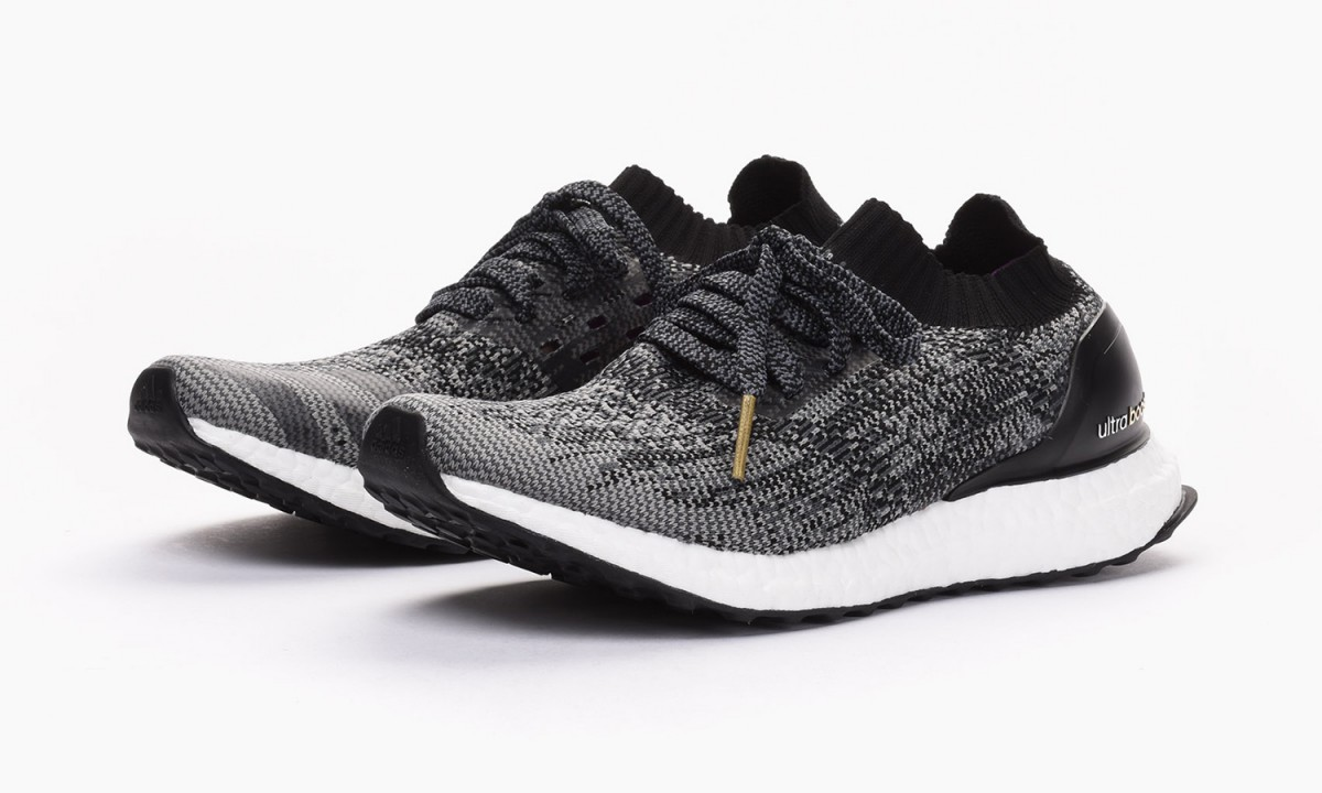 Adidas Ultra Boost Uncaged Black Gold