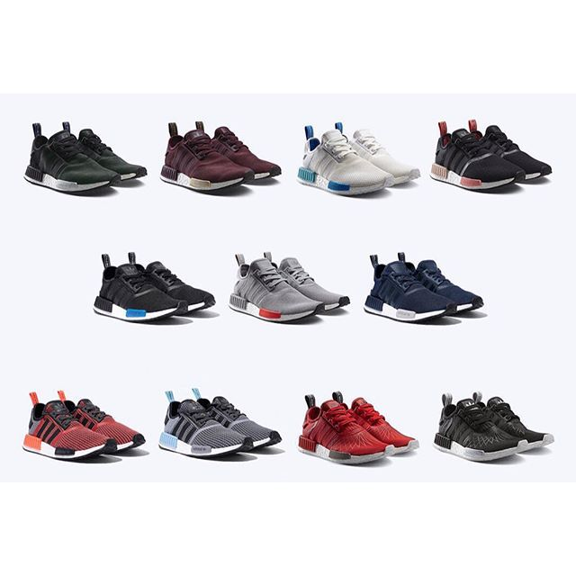 Champs Sports More exclusives. adidas Originals NMD R1