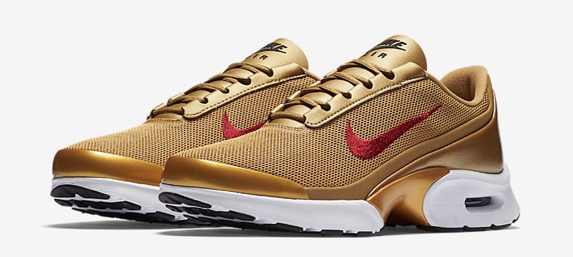 Nike AirMax Jewel Metallic Gold QS01