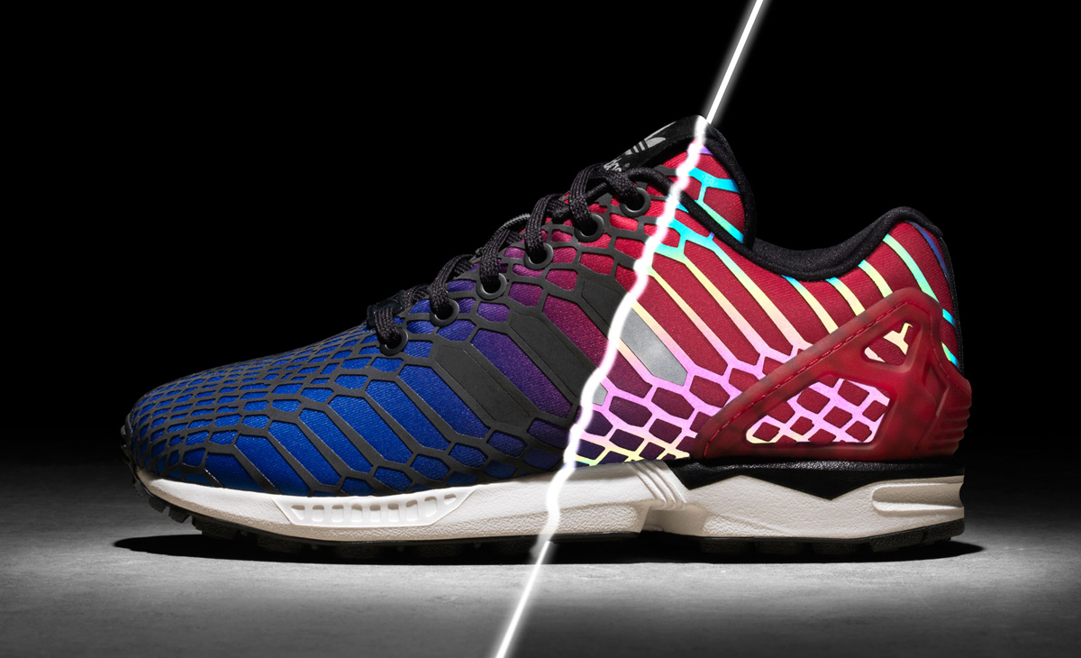 "ADIDAS ZX FLUX XENO ""NEGATIVE PACK"""